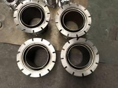 燃油辅机排气管波纹管补偿器