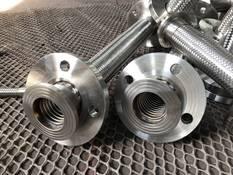 塔循泵房金属波纹膨胀节软管