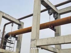 弹簧恒力吊架