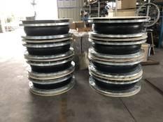 塔地坑泵橡胶软管膨胀节补偿器