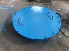 DN600圆形人孔