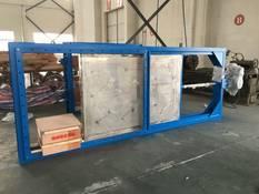 电动插板门不锈钢门板